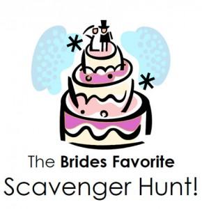 Brides Scavenger Hunt