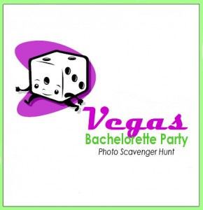 Scavenger Hunt Casino Party Game